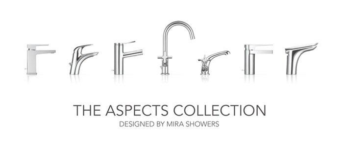Introducing the new Mira bathroom taps collection image 1