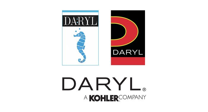 Official stockists of Daryl shower enclosure spares image 2 - The Daryl brand has changed a few times over the decades.