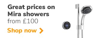 Great prices on Mira Showers