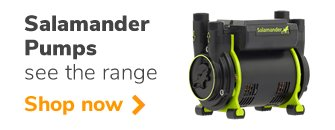 Full range of Salamander Pumps