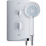 View all Mira electric showers