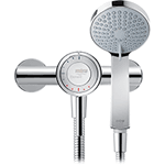 View all Mira mixer showers