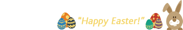 National Shower Spares logo (Easter)