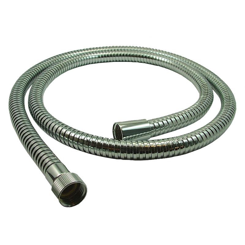 Aqualisa 1.50m metal shower hose - chrome | Aqualisa 164516 ...