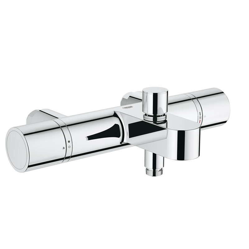Ultra Grohe Grohtherm 1000 thermostatic bath/shower mixer | Grohe 34448 FS12