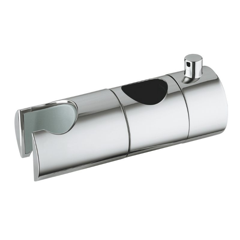 grohe euphoria rainshower 22mm shower head holder chrome 000 main image
