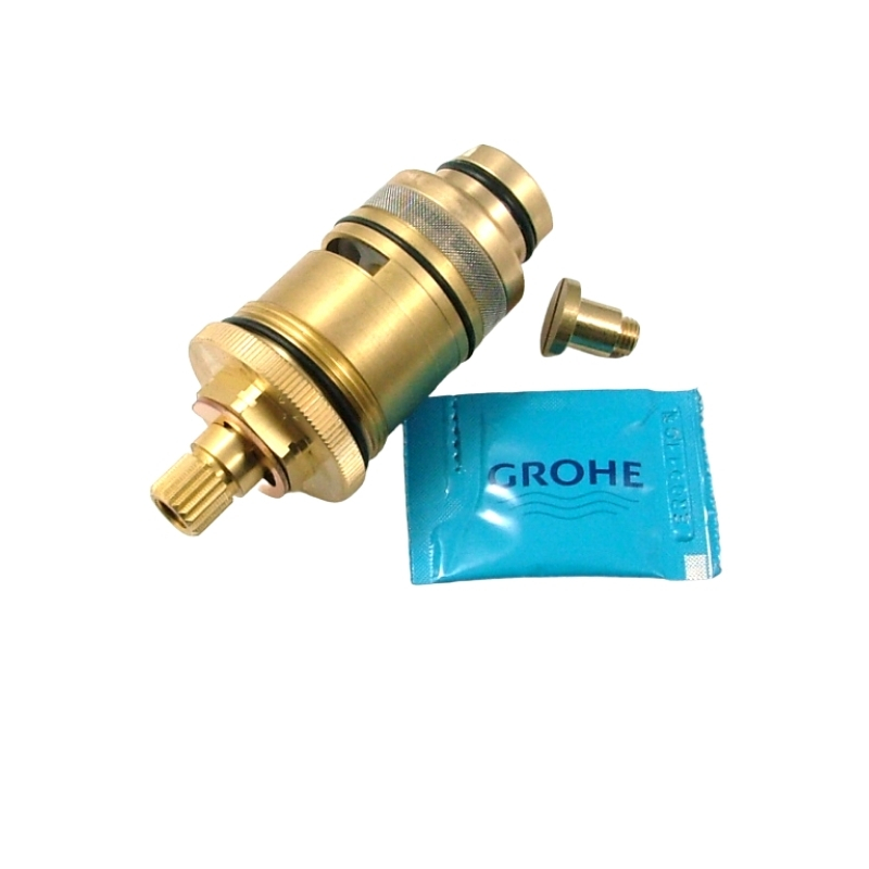 grohe grohmix splined thermostatic cartridge grohe 47024