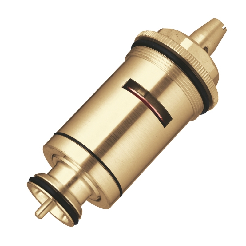 grohe grohmix thermostatic cartridge assembly reversed