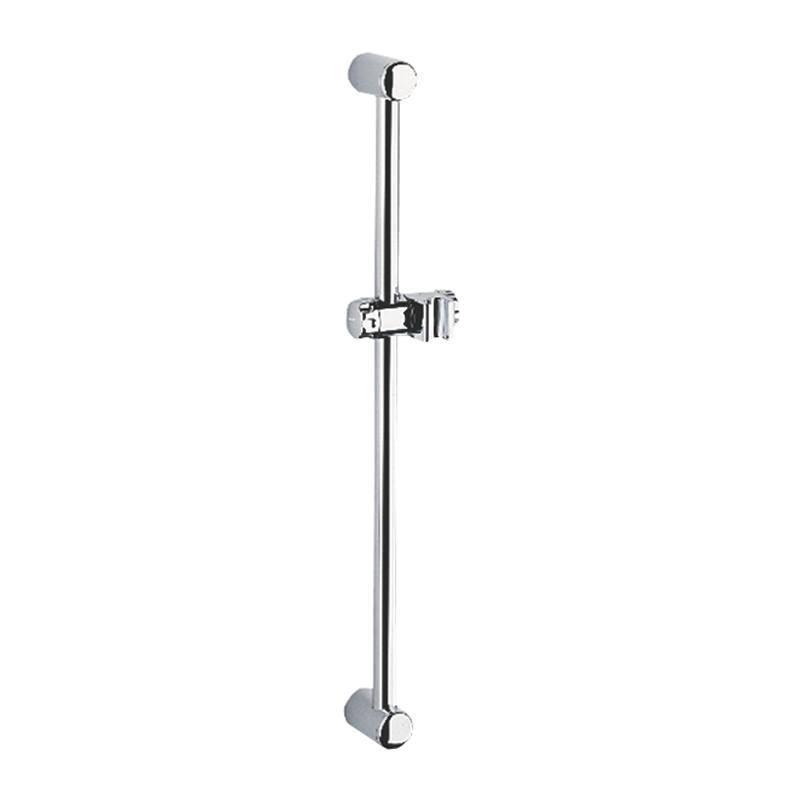Grohe Relexa 600mm shower riser rail set - chrome   Grohe 28666 ...