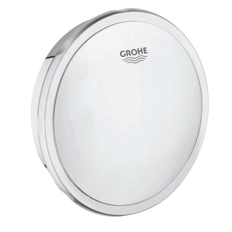 Grohe Talento pop-up bath waste and overflow trim set - chrome ...