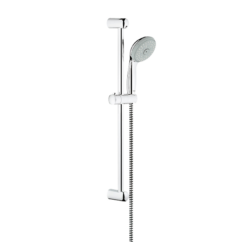 grohe tempesta shower set iv chrome grohe 27645 000 national shower spares. Black Bedroom Furniture Sets. Home Design Ideas