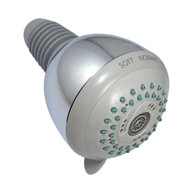 Hansgrohe 3-spray fixed overhead shower head - chrome | Hansgrohe ...