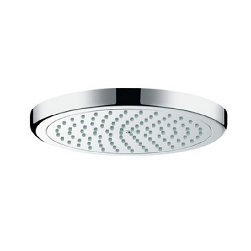 hansgrohe croma 220 fixed shower head hansgrohe 26464000. Black Bedroom Furniture Sets. Home Design Ideas
