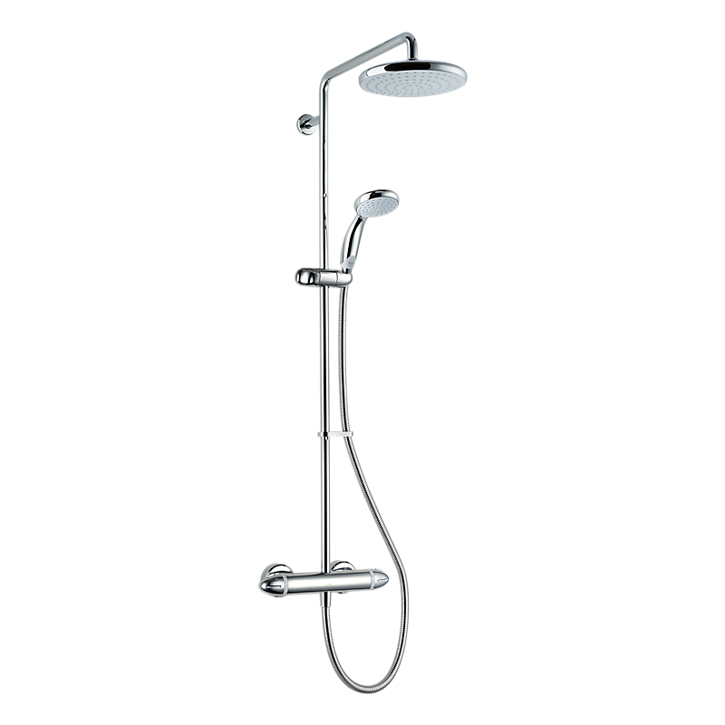 Mira Coda Pro ERD Thermostatic Bar Mixer Shower With Diverter ...