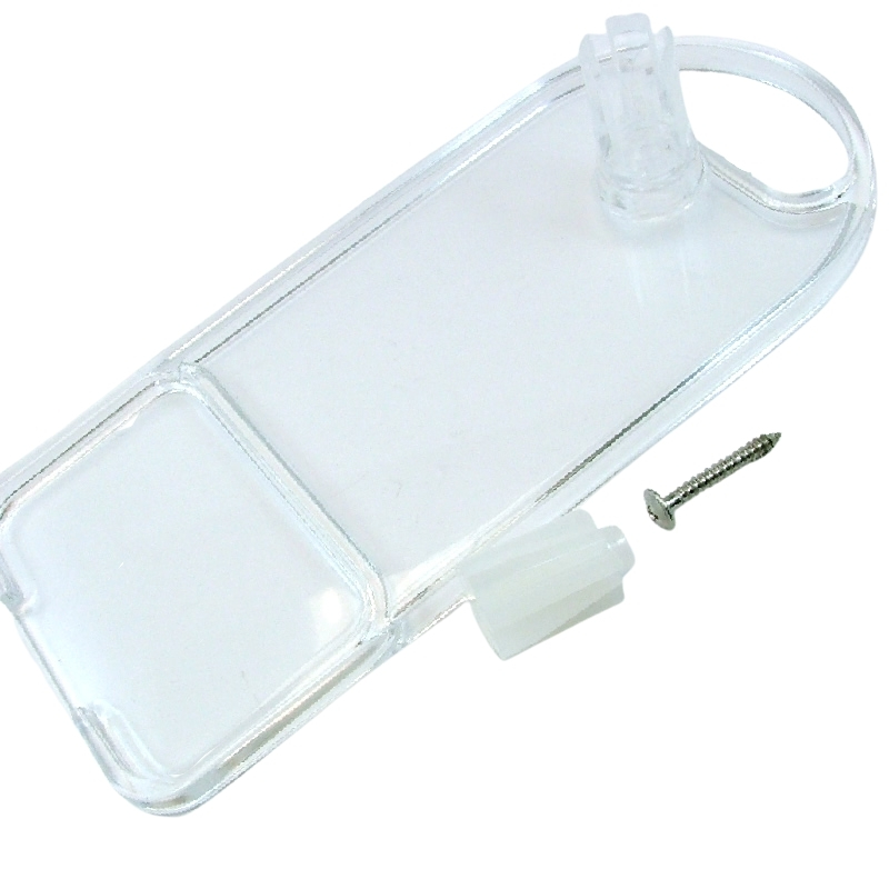 Mira L14d 19mm Soap Dish Clear 1703 197