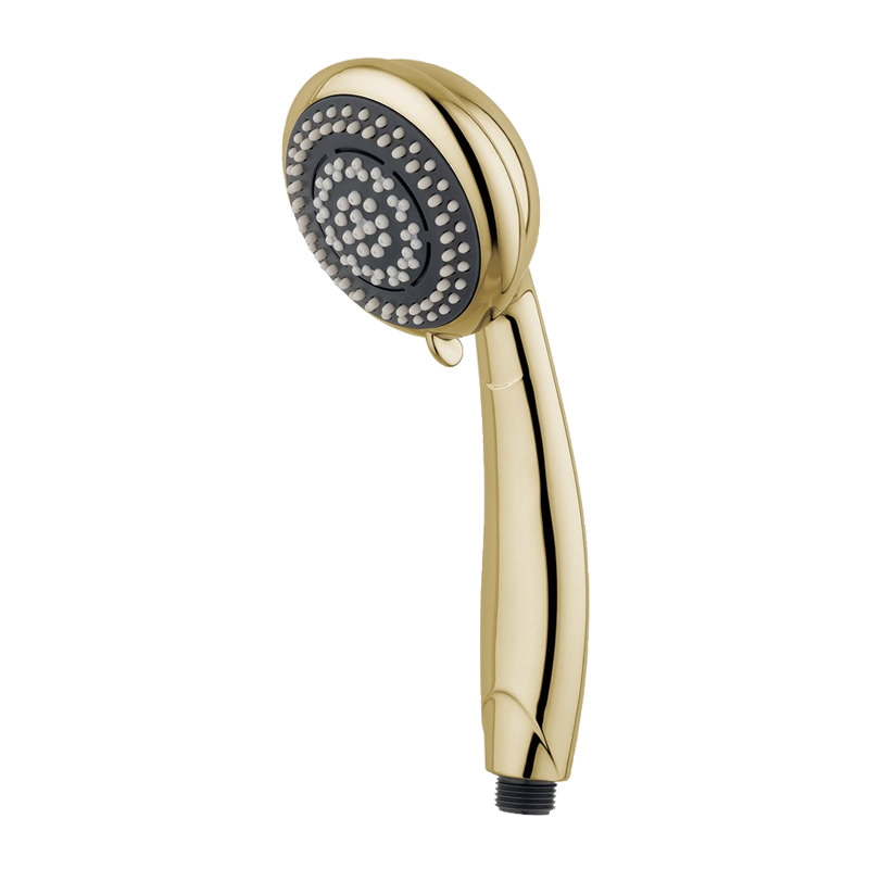 Attrayant MX Synergy 6 Spray Shower Head   Gold (REA)   Main Image 1 ...