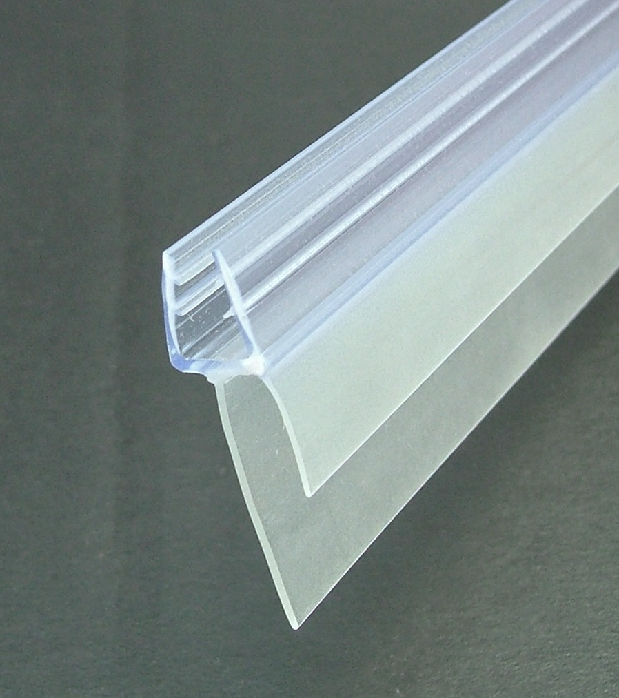Nss Shower Screen Seal Large Gap To Suit 5 6mm Thick Glass