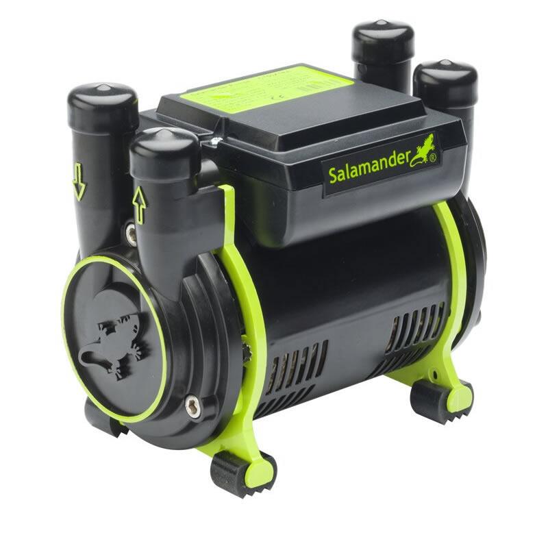 Salamander Ct50 Xtra 1 5 Bar Twin Impeller Positive Shower