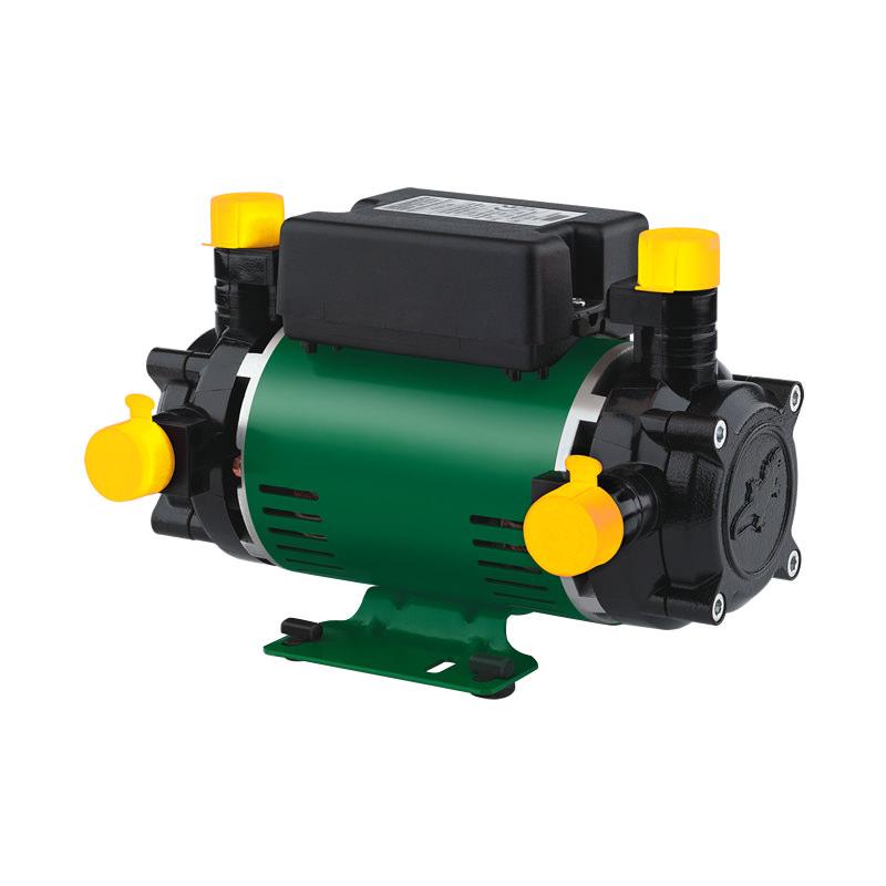 Salamander Ct75 2 0 Bar Twin Impeller Positive Shower Pump