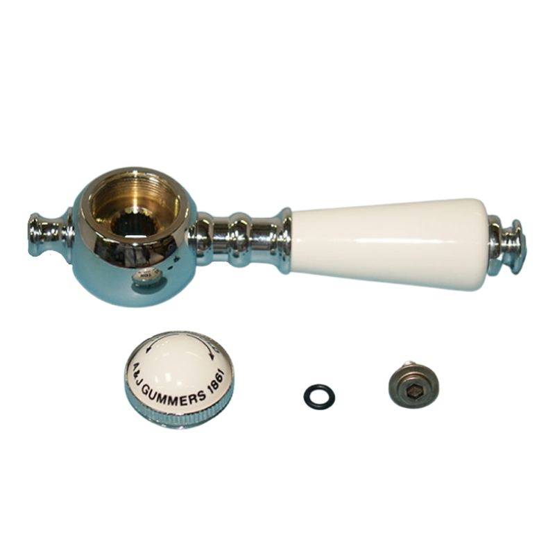 Sirrus TS1500 Antique lever assembly - Chrome | Sirrus SK1500-8CP ...