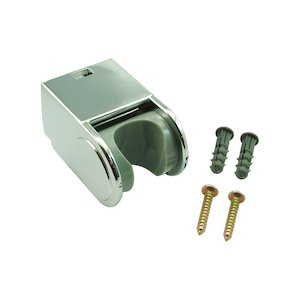 AKW S Care shower head wall bracket - chrome (25429) - main image 1