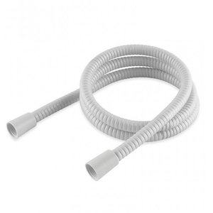 Galaxy 1.25m plastic shower hose - white (SG06111) - main image 1