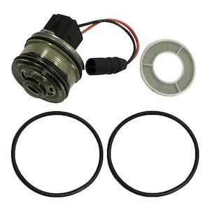 Grohe Eurodisc E deck-mounted solenoid valve assembly (42229 000) - main image 1