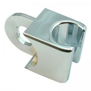 Grohe U clamp section for 07659 shower head holder - chrome (00422 000) - main image 1