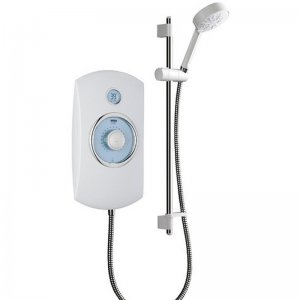 Mira Orbis Plus thermostatic electric shower - 9.8kW (1.1647.012) - main image 1