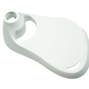 Mira soap dish to suit a 22mm rail (1563.552) - main image 1