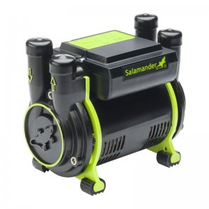 Salamander CT50+ Xtra 1.5 bar twin impeller shower pump (with isolator) (CT50+ Xtra) - main image 1