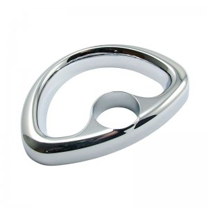Mira Logic 22mm shower hose retaining ring gel hook - chrome (450.30) - main image 2