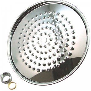 "Mira Realm MK3 - 8"" (200mm) shower rose assembly (1735.125) - main image 2"