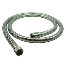 Aqualisa 1.25m shower hose - chrome (298901)