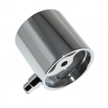 Aqualisa Midas flow control knob - low pressure - chrome (518117)