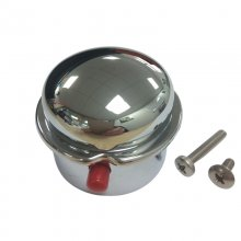 Crosswater control knob - chrome (AC7043)