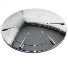 Daryl shower tray waste trap dome cover (208486)