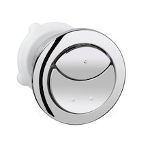 Grohe dual flush push button New style (39056 000)