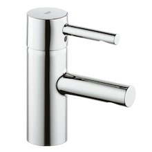 "Buy New: Grohe Essence basin mixer tap 1/2"" S-Size (34294 000)"