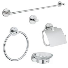 Grohe Essentials accessories set (40344 000)