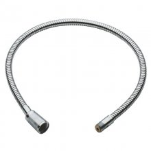 "Grohe Flexi pull out hose 3/8"" male x 1/2 Cone (46104 000)"