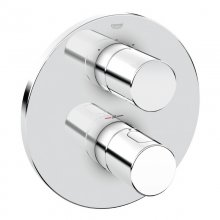 Buy New: Grohe Grohtherm 3000 Cosmopolitan 19468 bath shower trim set (19468 000)