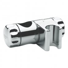 Grohe 25mm shower head holder - chrome (07659 000)