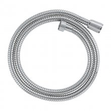 Grohe Relexa 1.25m metal shower hose - chrome (28142 000)