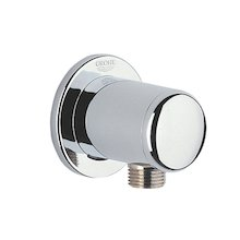 "Grohe Relexa 1/2"" wall outlet assembly - chrome (28671 000)"