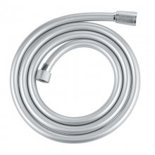 Grohe Silverflex 1.75m plastic smooth shower hose - chrome (28388 000)