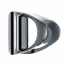 Hansgrohe Unica'D shower head holder - chrome (96190000)