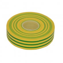 Hayes PVC insulation tape - green/yellow (662050GY)