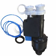 "Ideal Standard 1-1/2"" pneumatic dual flush valve (SV93467)"