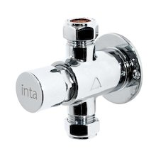 Inta Exposed time flow valve - TF992CP (TF992CP)